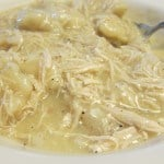 The Best Quick and Easy Chicken and Dumplings