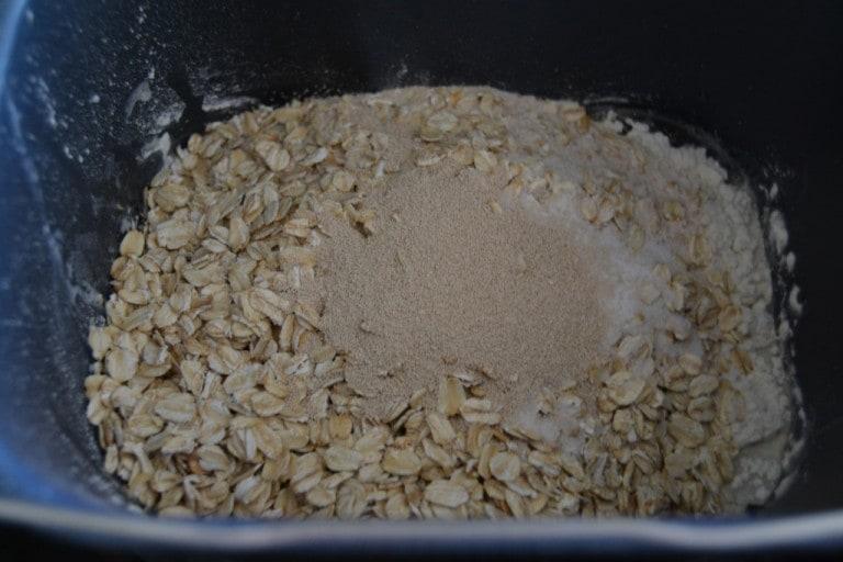 Mini Whole Wheat Loaves