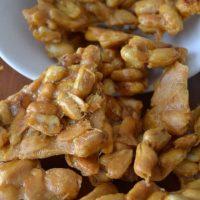 Vernel's Homemade Peanut Brittle