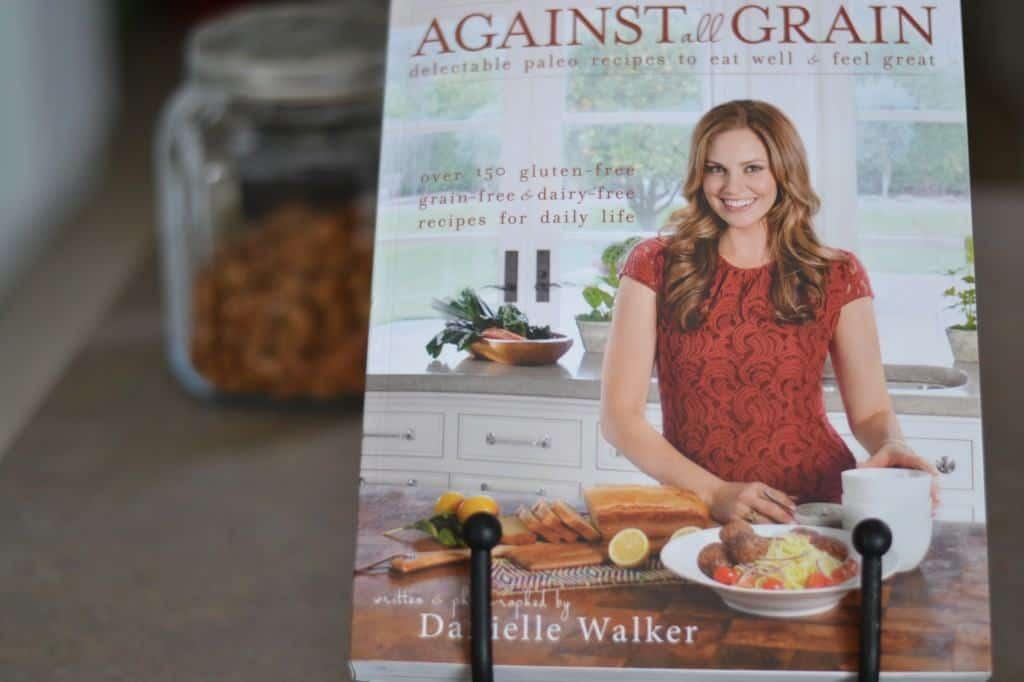 Against All Grain cookbook.