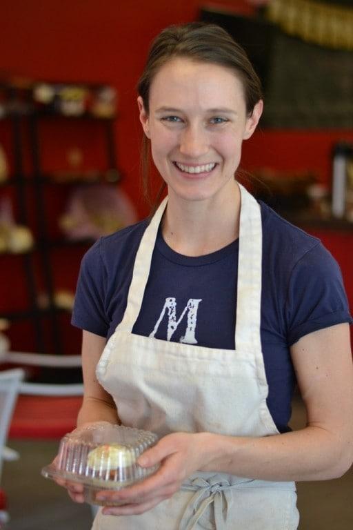 Ashley at Mason Dixon Bakery