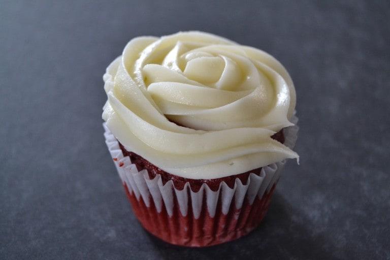 gluten-fee cupcake