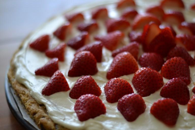 Strawberries and Cream #NewFavorites #CollectiveBias
