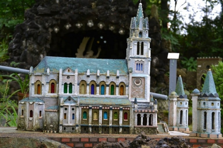 miniature church