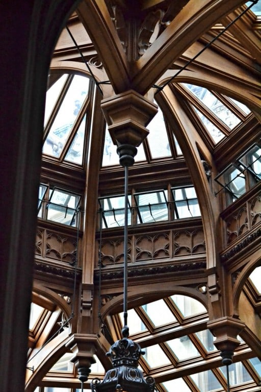 Conservatory Ceiling