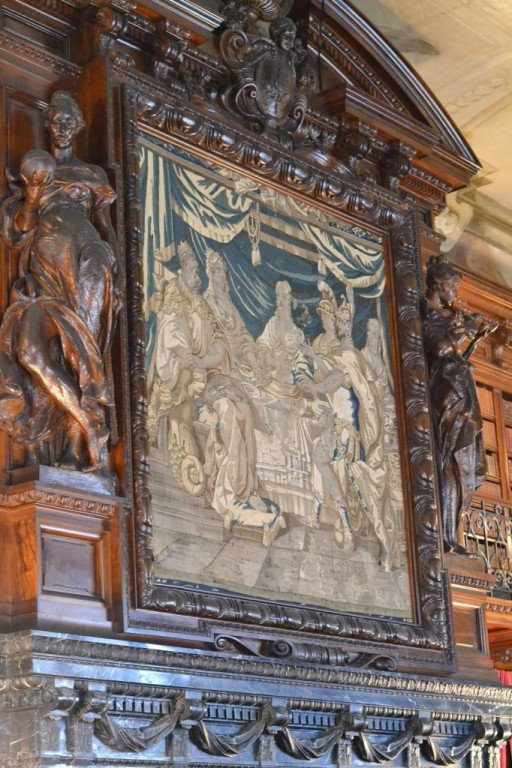 Library Tapestry