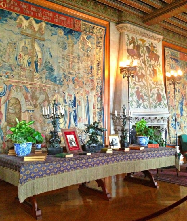 Antique Tapestries