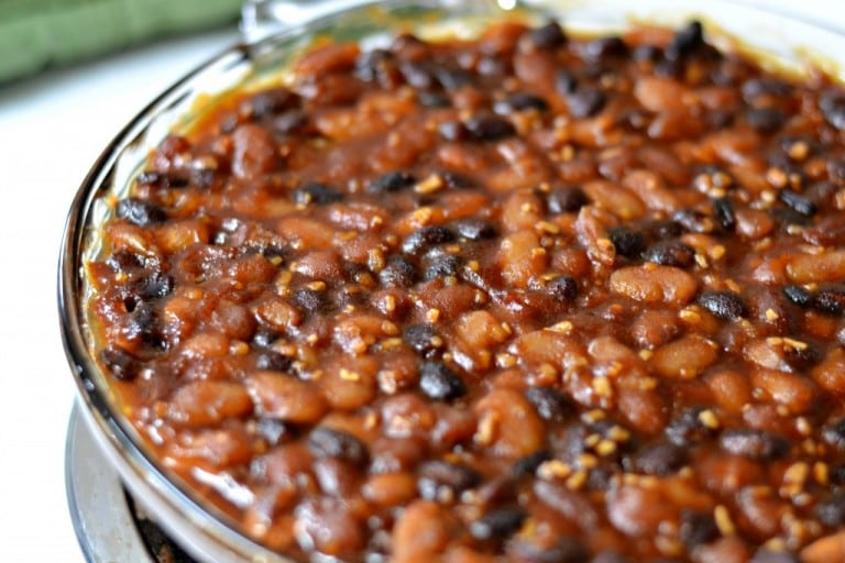 Musselman's Apple Butter Baked Beans