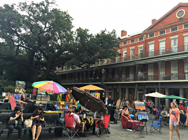 New Orleans, Louisiana - a Southern city unlike any other, is a fun place to travel and explore
