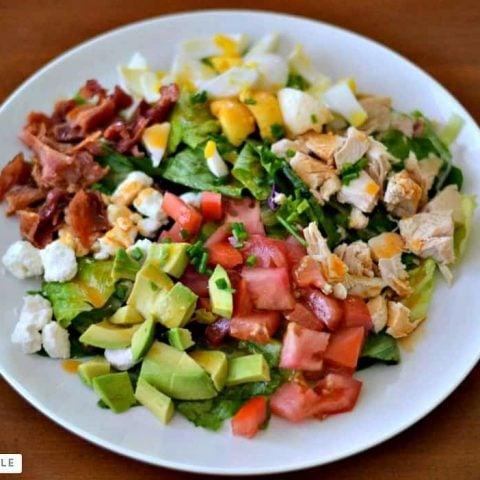 Hot Chicken Cobb Salad