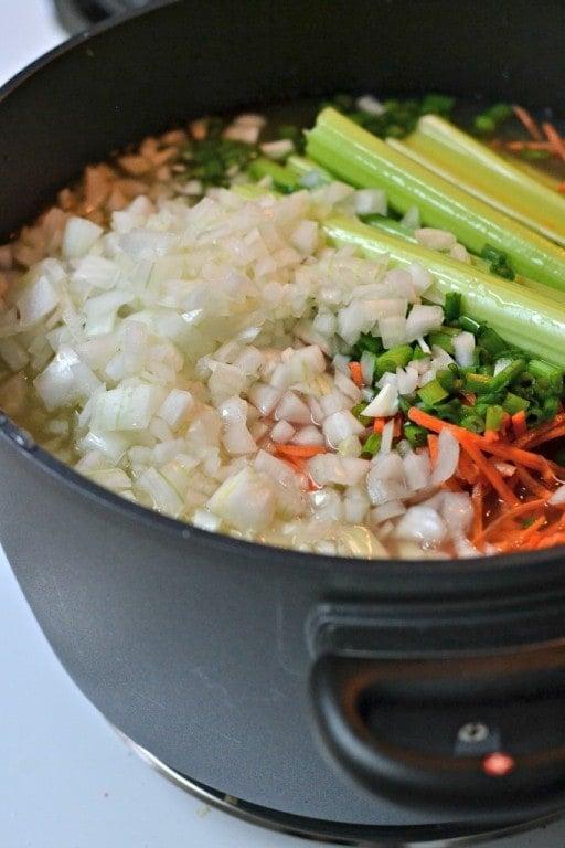 Pot of Soup