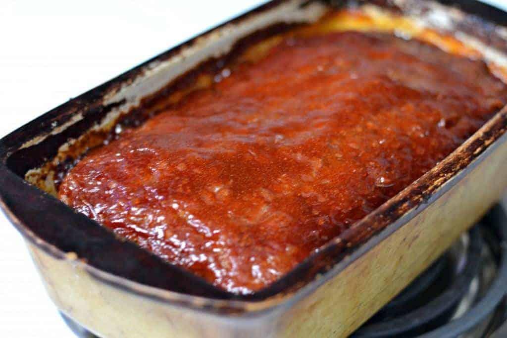 The Best Brown Sugar Glazed Meatloaf