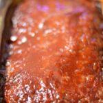 Brown Sugar Glazed Meatloaf | SouthernKissed.com