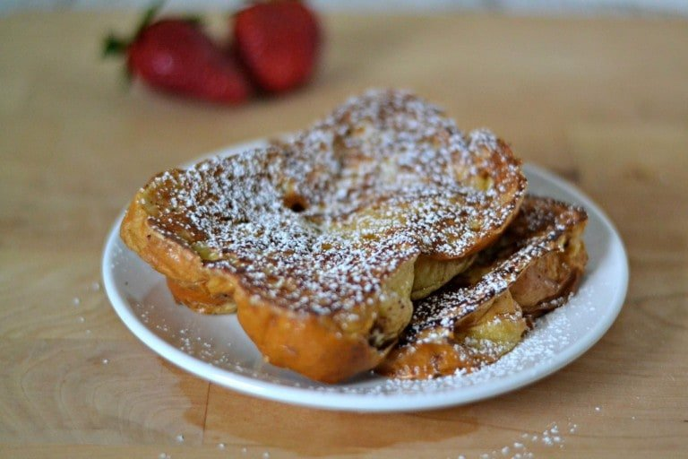 French Toast recipe at SouthernKissed.com