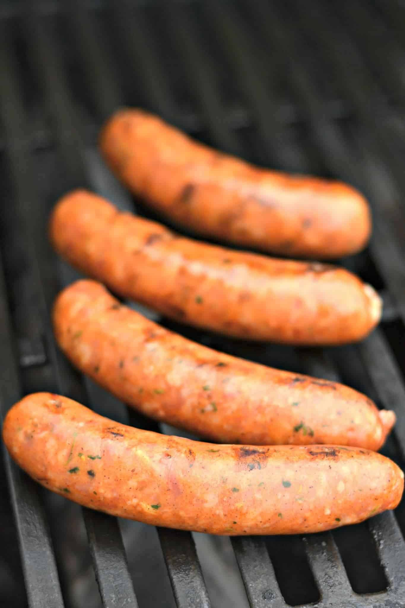 Grilled Sausage - Copy