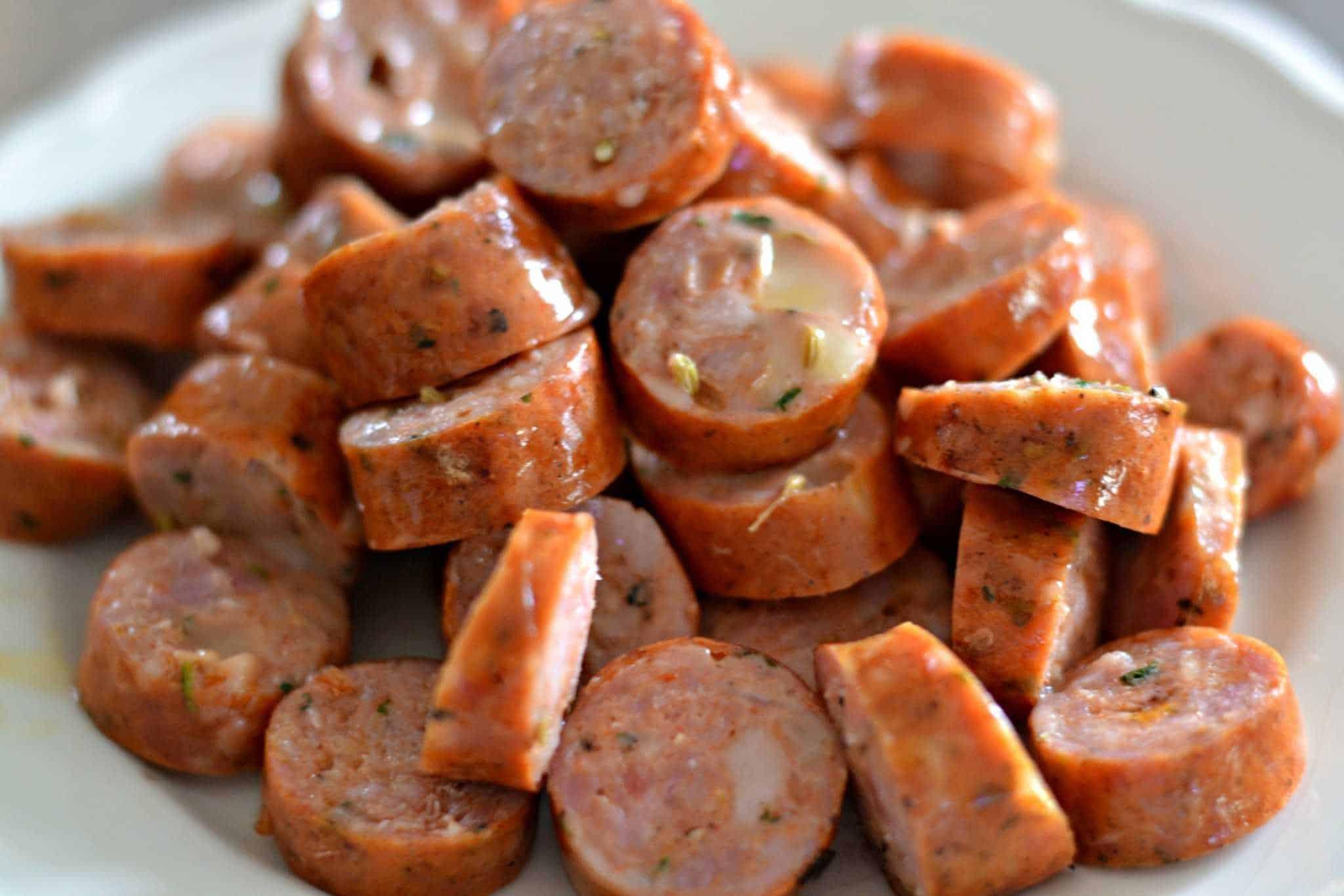 Sausage Slices - Copy