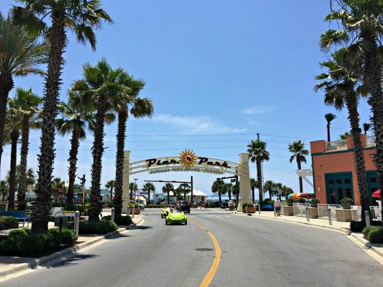 Panama City Beach, Florida's Pier Park