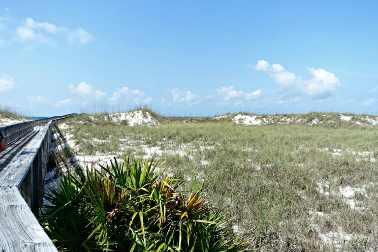 Panama City Beach, Florida - a great place to get away from it all.