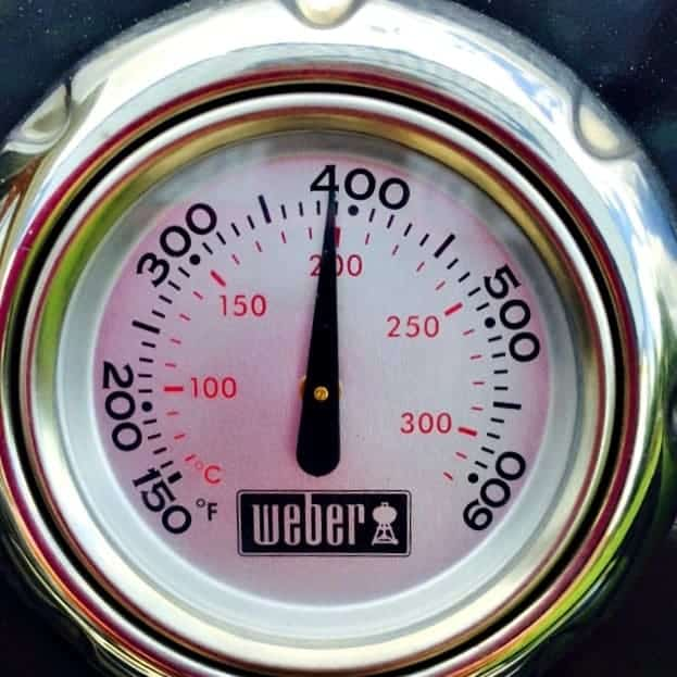 gas grill thermometer