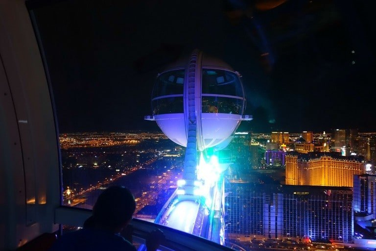 See the High Roller