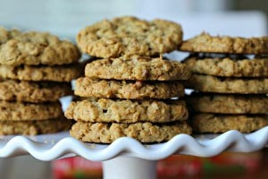 Toasted Pecan Crackles