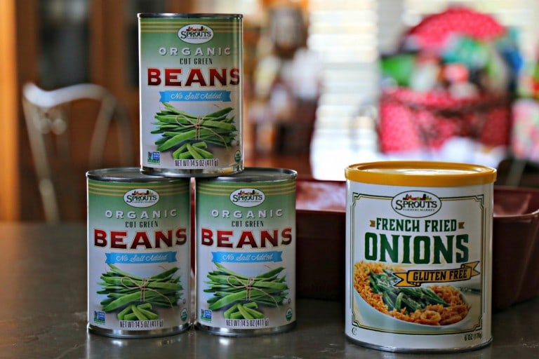 Sprouts Green Beans