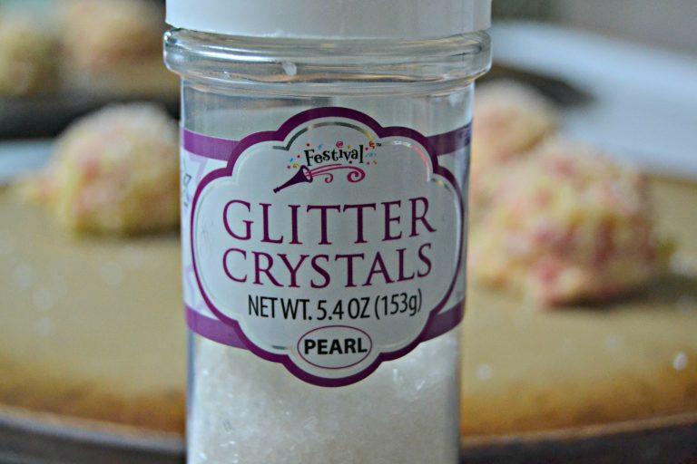 sugar glitter crystals
