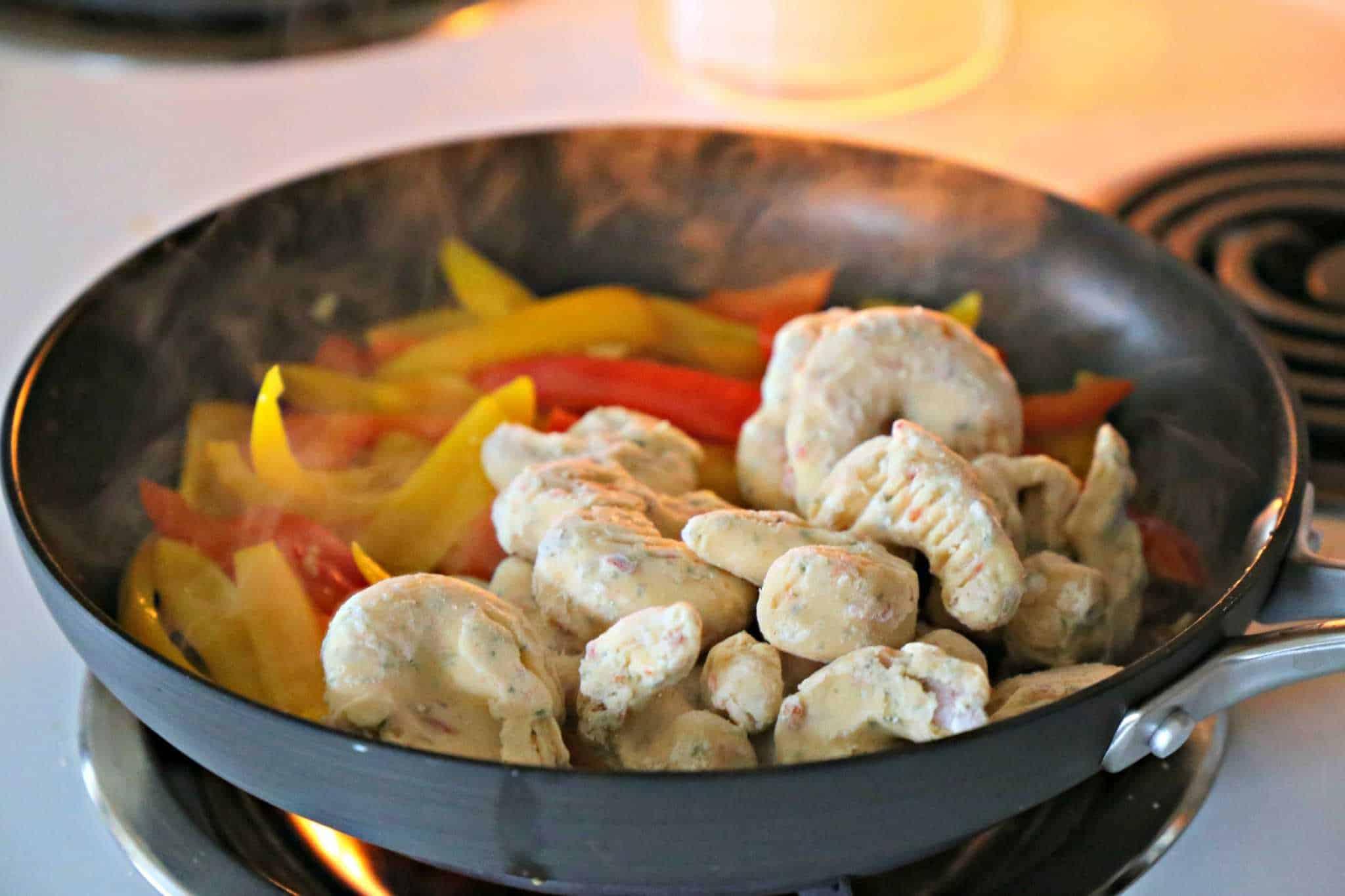low carb shrimp scampi recipe