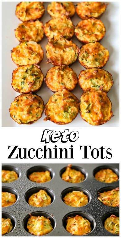 Zucchini Tots on pinterest