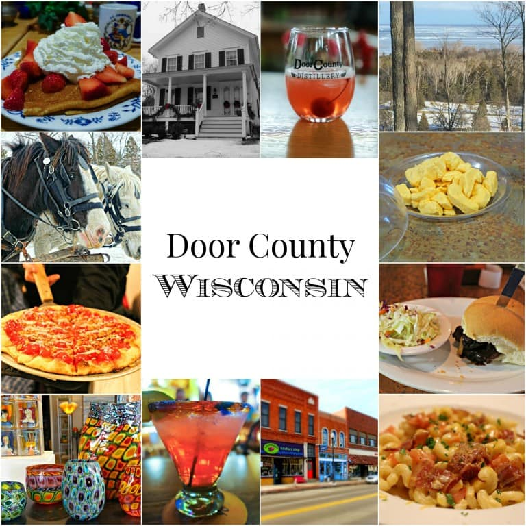 Door County, Wisconsin is an incredible place to visit, any time of year (including Winter!) Here are 5 good reasons that you should go to Door County.
