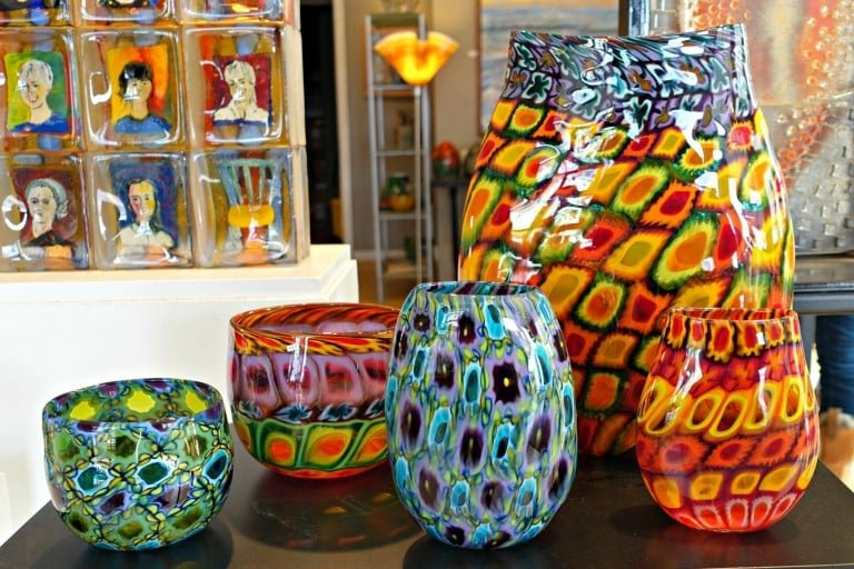 Popelka Trenchard Glass Fine Art Gallery & Studio