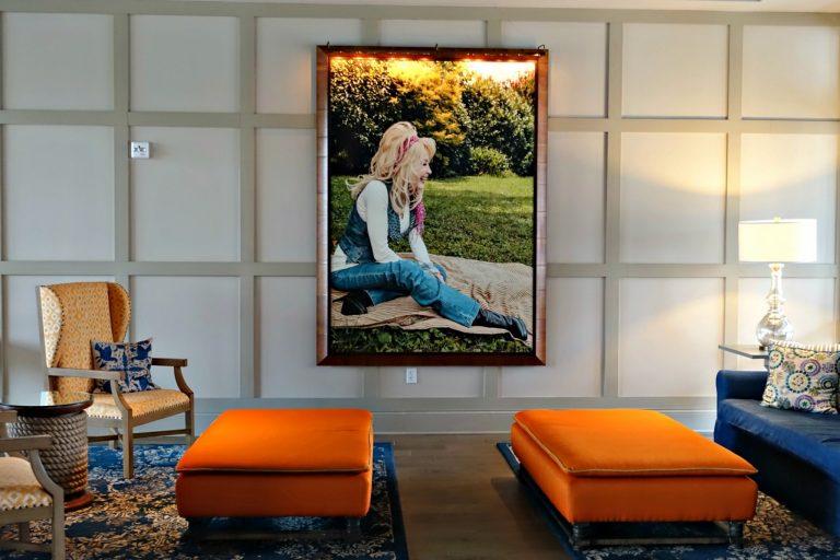 Lobby at DreamMore