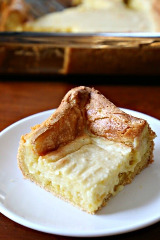 Is Gooey Butter Cake Southern