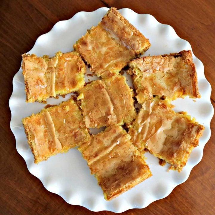Paula Deen's Ooey Gooey Butter Cake (Clone)