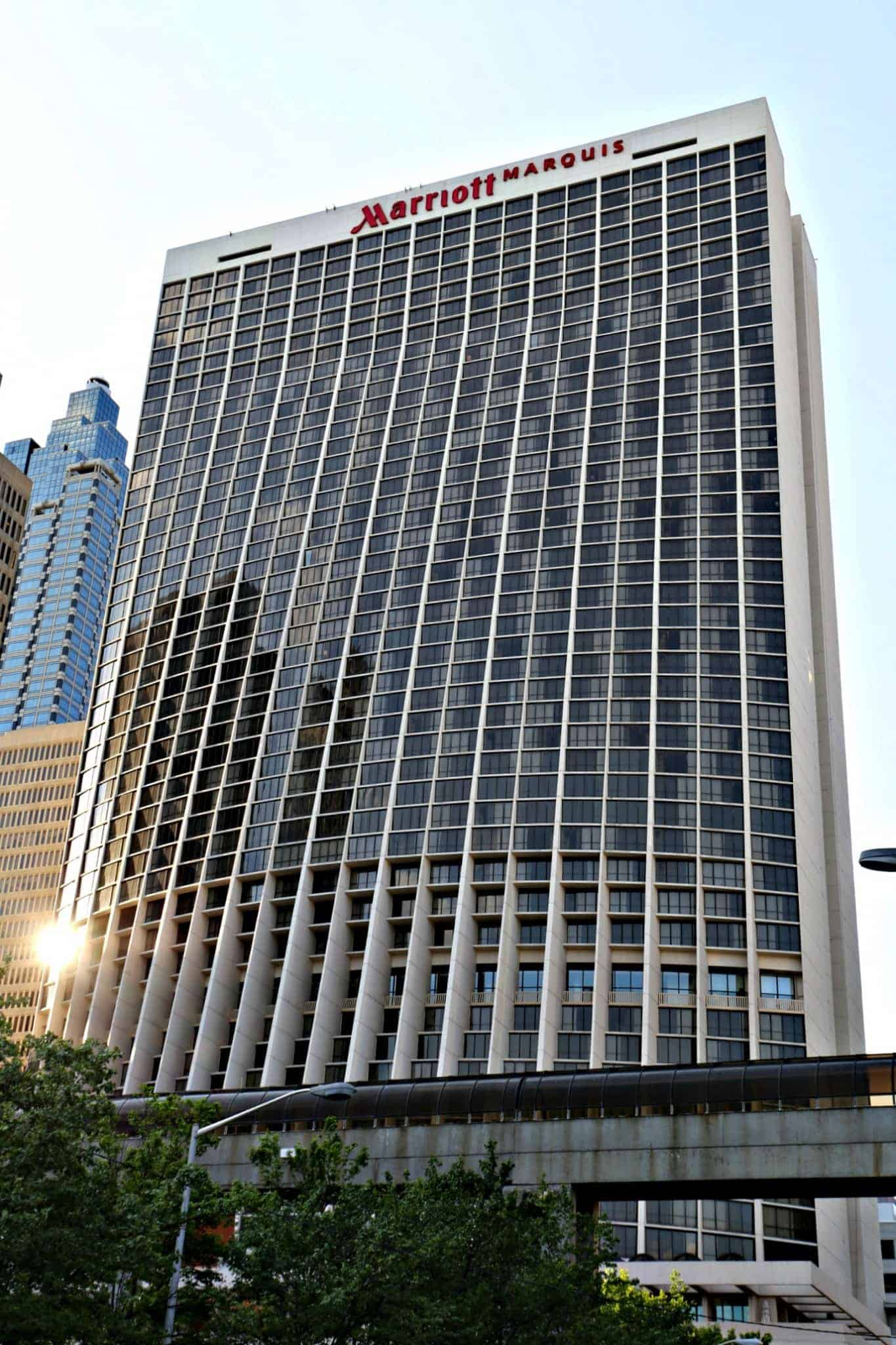 The Atlanta Marriott Marquis