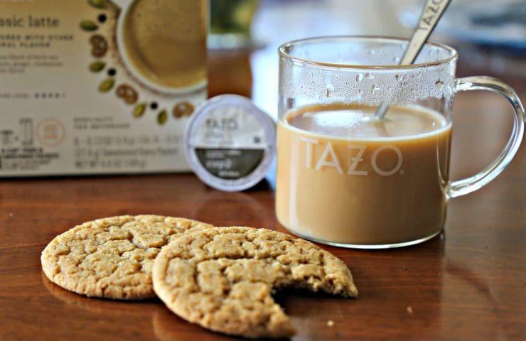 New TAZO® Chai Latte K-Cup® Pods