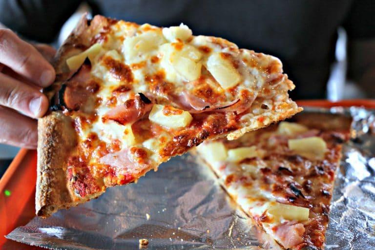 Hawiian Pizza