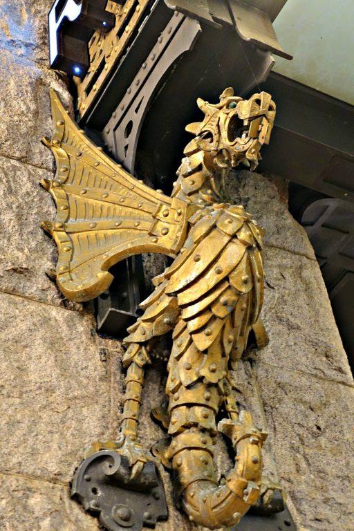 Mythical Dragon at Renaissance Pittsburgh