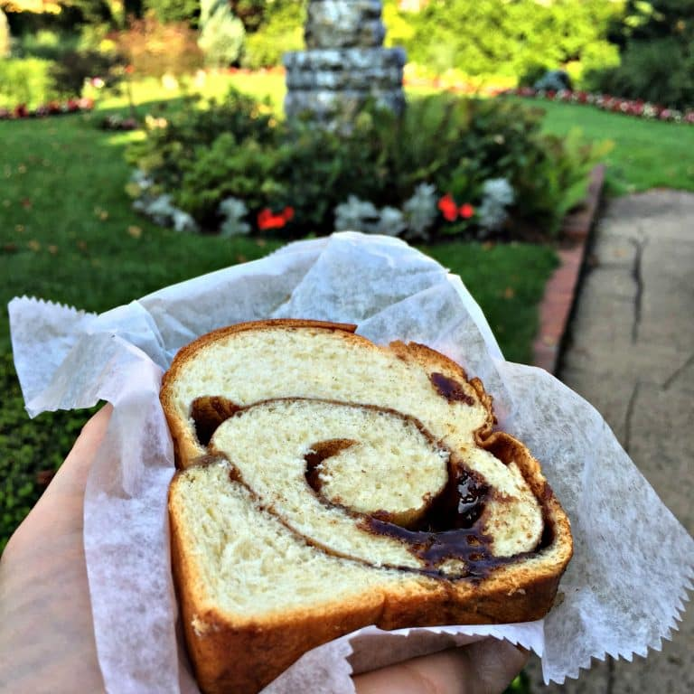 Mancini's Cinnamon Bread in PIttsburgh