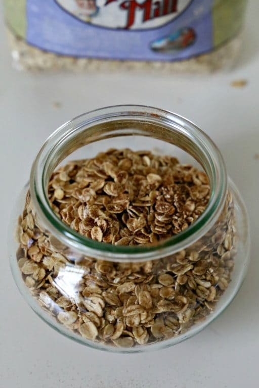Overnight Maple French Oats - a delicious and simple way to start your morning #BRMOats