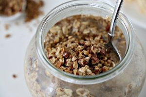 Overnight Maple French Oats