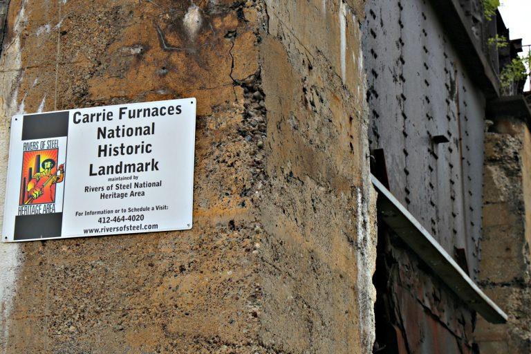 Carrie Furnaces National Historic Landmark