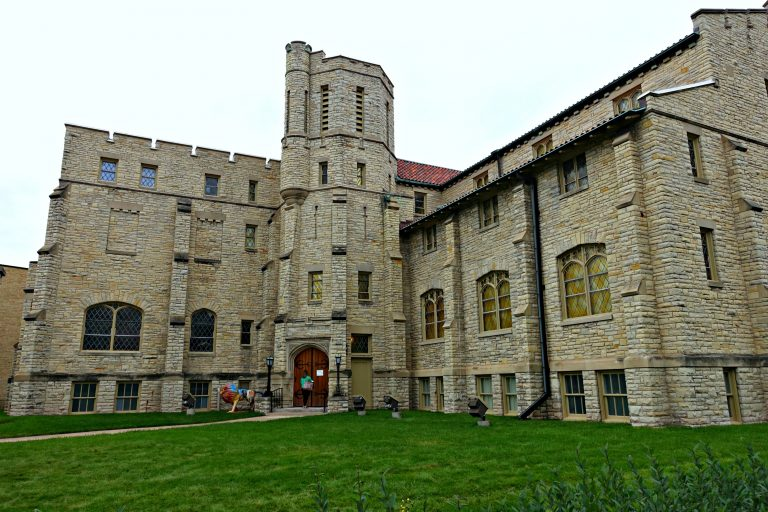 History Museum at the Castle in Appleton, Wisconsin