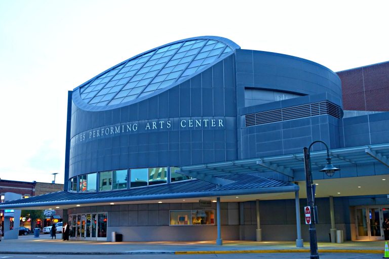 Performing Arts Center in Appleton, Wisconsin