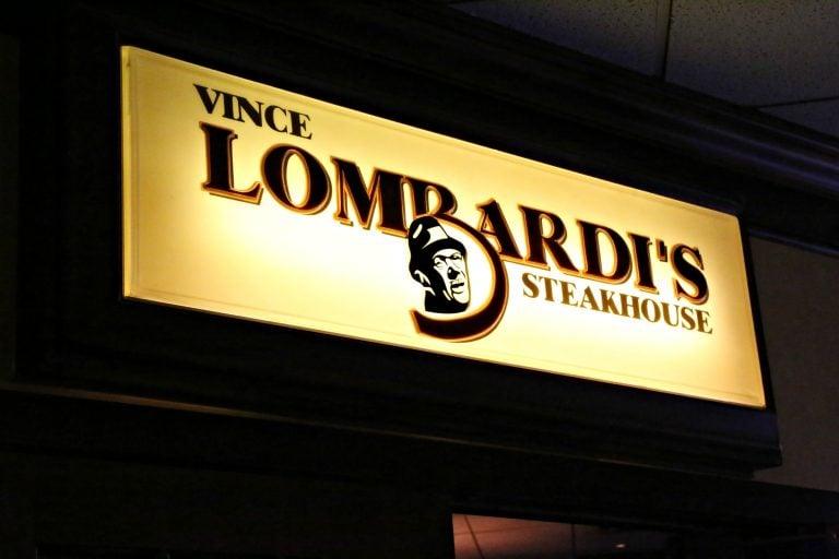 Vince Lombardi's Steakhouse in Appleton, Wisconsin