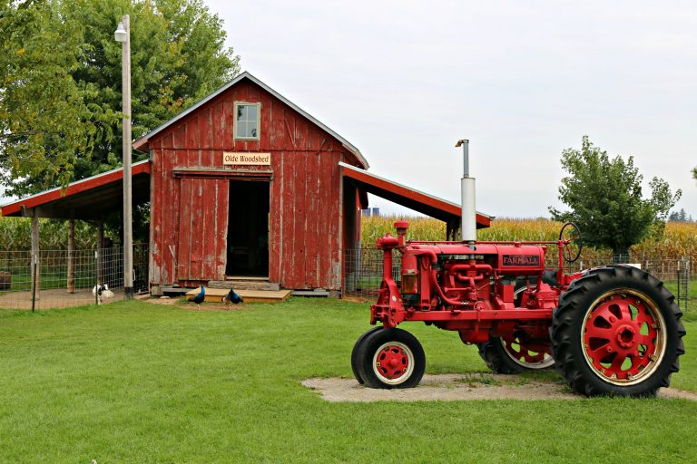 Mulberry Lane Farm in Wisconsin