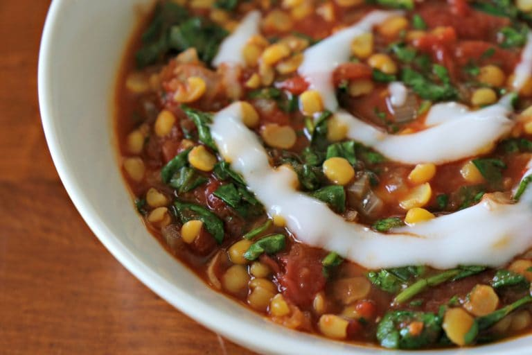 spinach_and_tomato_dal