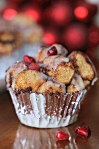 Cinnamon Monkey Muffins