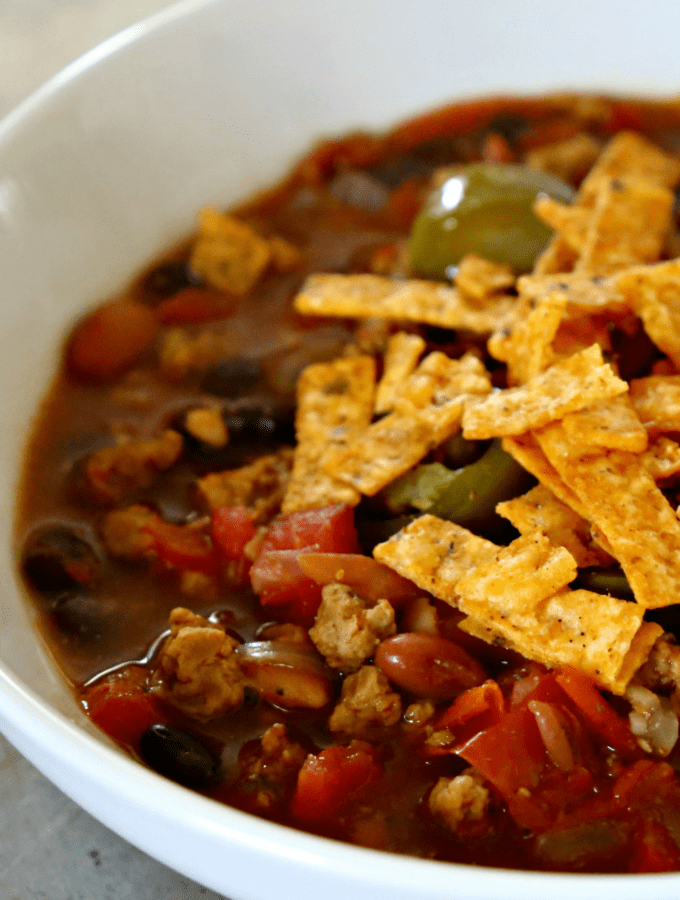 meatless-taco-soup