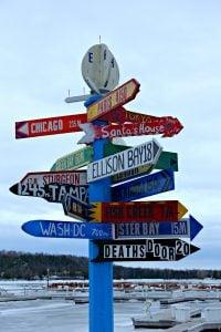 Destination USA:  Challenge Number 1